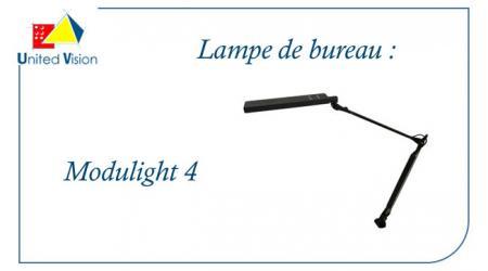 Lampe de Bureau : Modulight 4