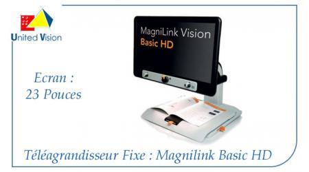 Magnilink Vision Basic - HD - 23 Pouces