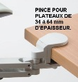 Photo_ERGOREST - Option extension de la pince pour plateau > 43 mm