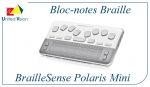 Photo BrailleSense Polaris Mini