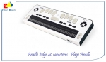 Photo Braille Edge 40 - Plage braille