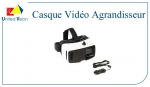 Photo_Casque Vidéo Agrandisseur : Arc-Vision