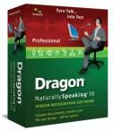Photo_Dragon Naturally Speaking - Dictée vocale - version Professional