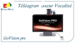 Photo_Govision Pro Vocalisé - Téléagrandisseur