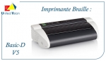 Photo_INDEX Basic D V5 - Imprimante braille