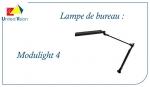 Photo Lampe de Bureau : Modulight 4