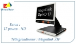 Photo MagniLink Zip Premium 17'' HD