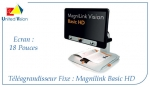 Photo Magnilink Vision Basic - HD - 18 Pouces