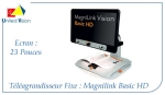 Photo Magnilink Vision Basic - HD - 23 Pouces