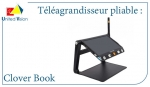Photo Téléagrandisseur pliable Clover Book