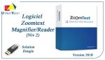 Photo_Zoomtext Version 2020 - Niveau 2 - DONGLE