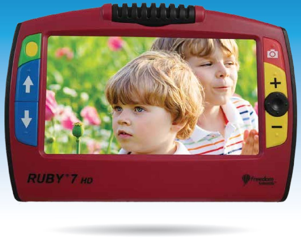 Photo Produit ruby 7 hd