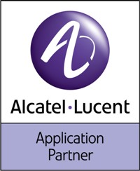 Logo Application Partner Alcatel Lucent